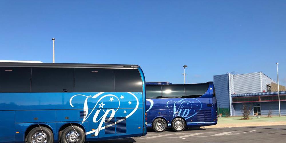 Equipamiento VIP